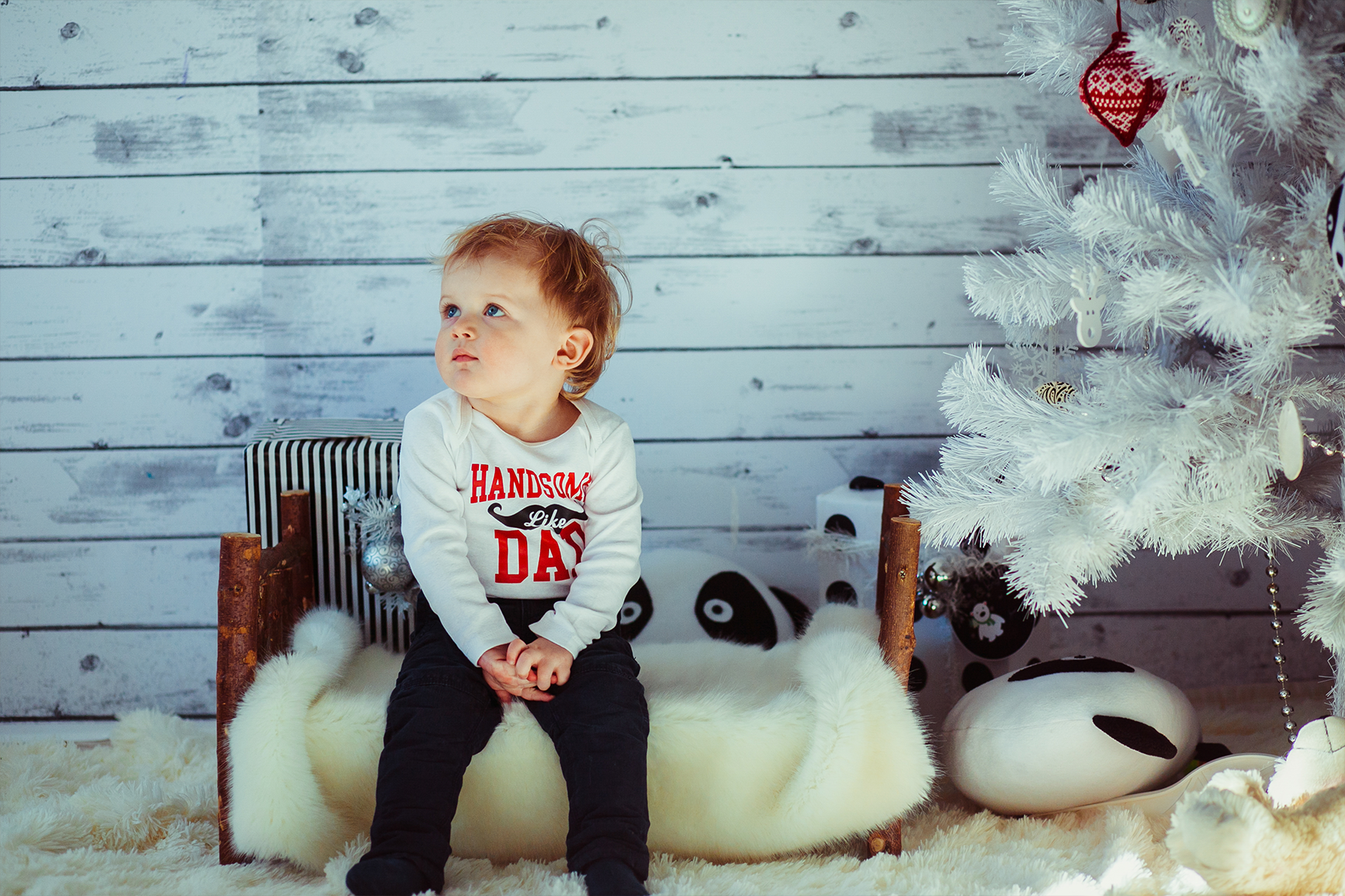 Como ajudar o seu filho a dormir nas férias do Natal